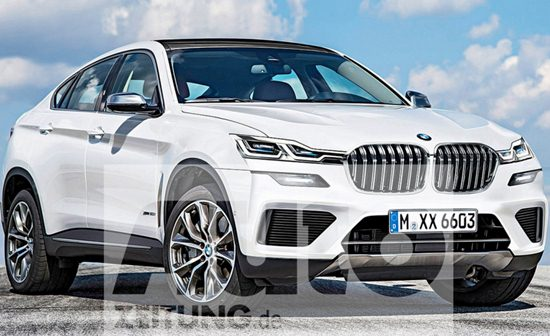 2019 BMW X6 Redesign and Changes | Reviews, Specs ...