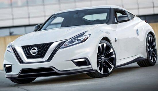 2019 Nissan Z Concept Car