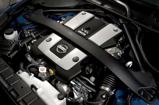 2019 Nissan Z Engine Specs