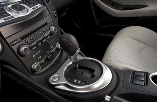 2019 Nissan Z Interior