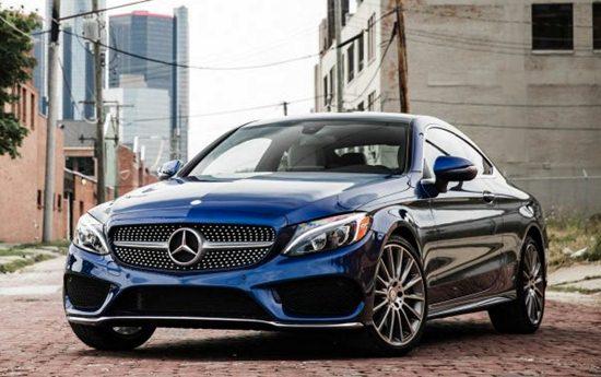 2017 Mercedes-Benz C300 Release date