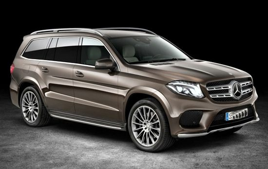 2017 Mercedes GL450 | Reviews, Specs, Interior, Release ...