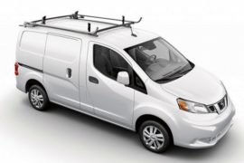 2017 Nissan NV200 Changes