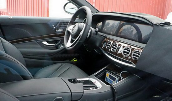 2018 Mercedes-Benz CLS Interior