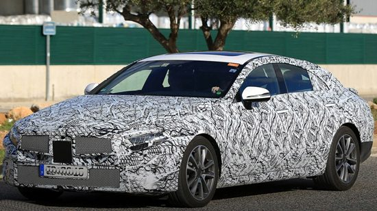 2018 Mercedes-Benz CLS Redesign