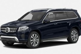 2018 Mercedes-Benz GLS350d 4MATIC