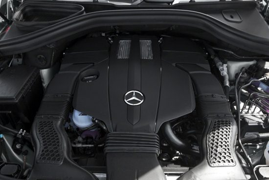 2018 Mercedes-Benz GLS350d Engine Specs