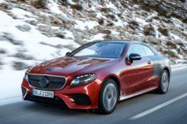 2018 Mercedes E350 Coupe Review