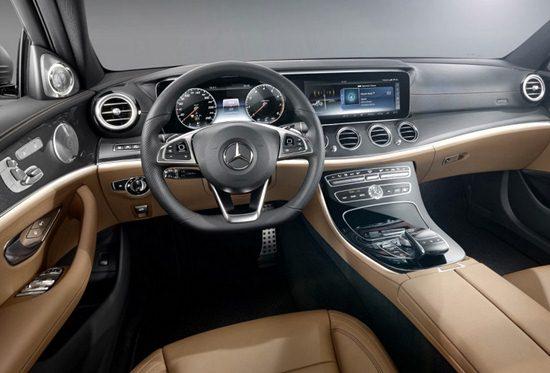 2018 Mercedes E350 Interior