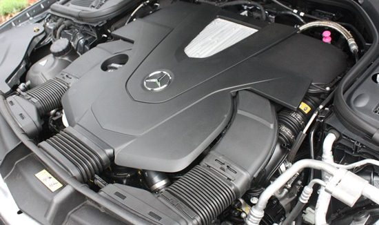 2018 Mercedes E400 Engine Specs