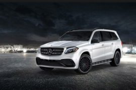 2018 Mercedes GL450 Review