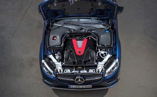 2018 Mercedes GLC Engine Specs