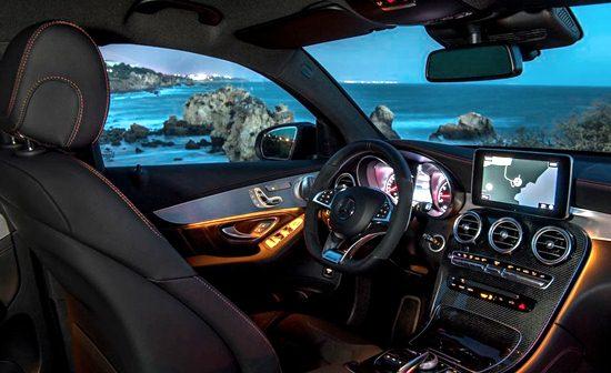 Mercedes Glc 2018 Release Date >> 2018 Mercedes GLC Coupe | Reviews, Specs, Interior ...