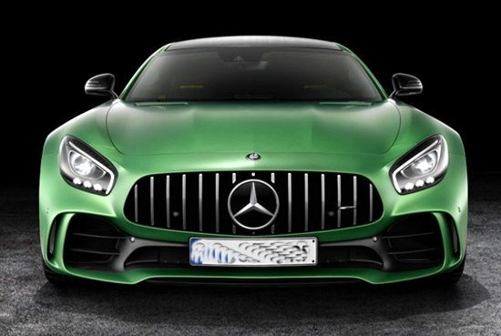2018 Mercedes GTR Price announced