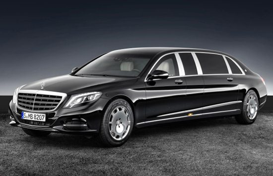 2018 Mercedes Maybach Pullman Price announced