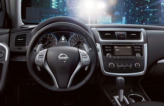 2018 nissan altima redesign release price engine specs car - 2018 Nissan Altima Changes What S New Reviews Specs