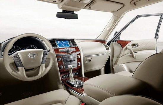 2018 Nissan Armada Diesel Redesign Reviews Specs Interior Release Date And Prices