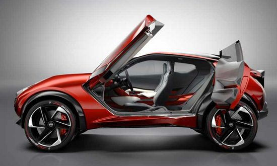 2018 Nissan Juke Pictures
