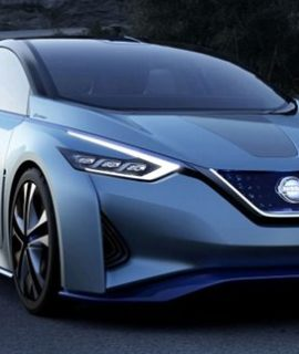 2018 Nissan Leaf Redesign and Changes