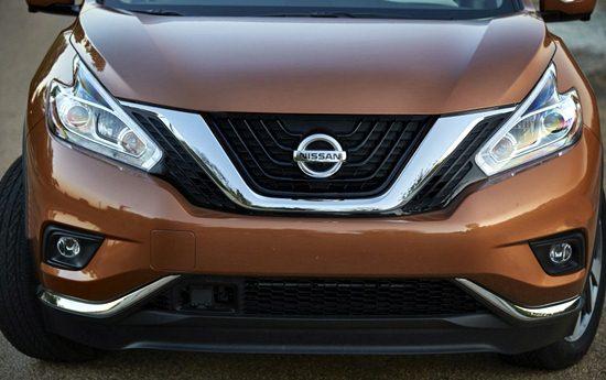 2018 Nissan Murano Platinum Changes Whats New