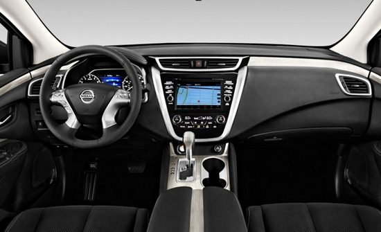 2018 Nissan Murano Interior Colors