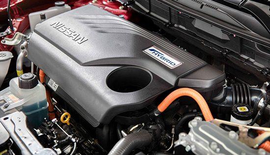2018 Nissan Rogue Engine Specs