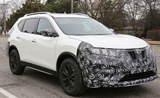 2018 Nissan Rogue Redesign and Changes