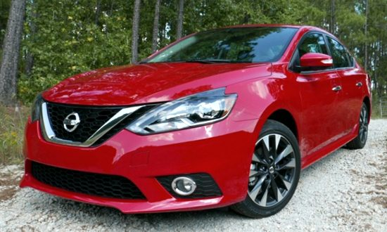 2018 Nissan Sentra SR Turbo Review