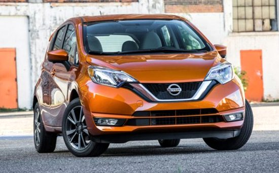 2018 Nissan Versa Note Reviews