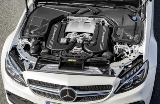 2019 Mercedes-AMG C63 Black Series Engine Specs