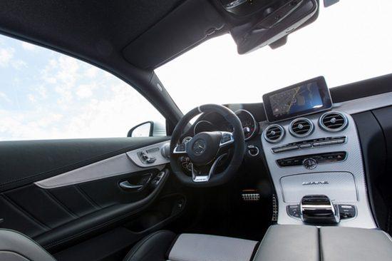 2019 Mercedes-AMG C63 R Interior