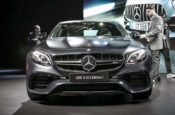 2019 Mercedes-AMG E63 S 4MATIC Redesign