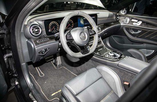 2019 Mercedes-AMG E63 S Interior