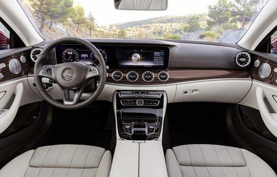2019 Mercedes-Benz E-Class Coupe