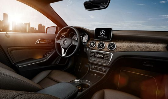 2019 Mercedes-Benz GLA Interior