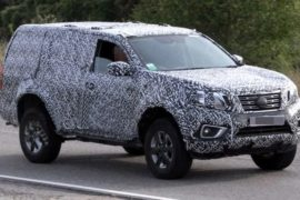 2019 Nissan NP300 Navara based SUV Review