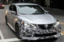 2019 Nissan Sentra Nismo Concept