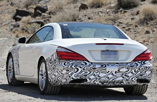 New Mercedes-Benz SL-Class