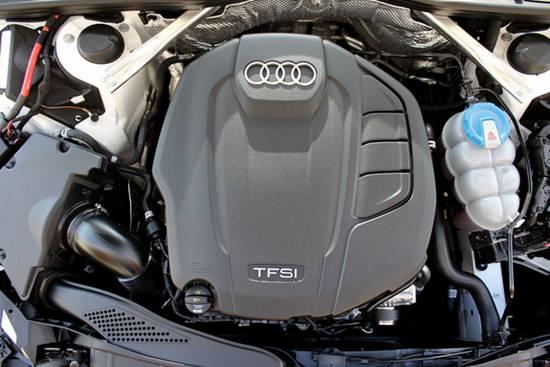 2018 Audi A4 Engine Specs