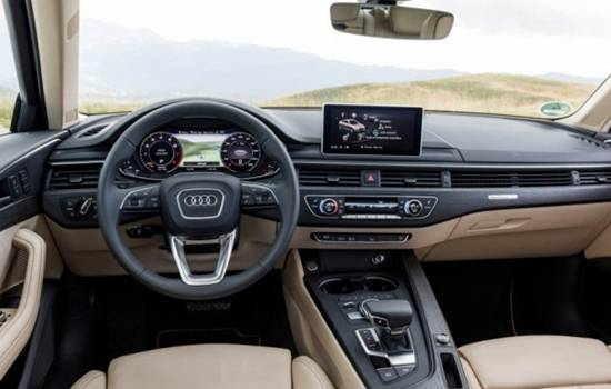 2018 audi a4. wonderful 2018 2018 audi a4 interior inside audi a4 i