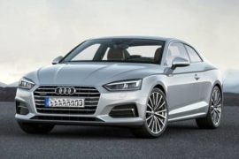 2018 Audi A5 and S5 Order Guide