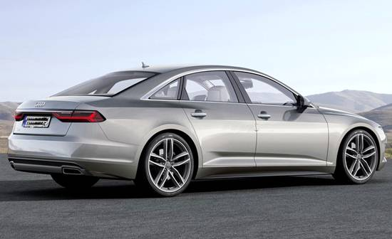 2019 audi a6 spy shots reviews specs interior release date and prices. Black Bedroom Furniture Sets. Home Design Ideas