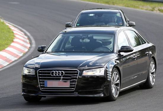 2018 Audi A8 Pictures