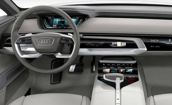 2018 Audi RS7 Interior