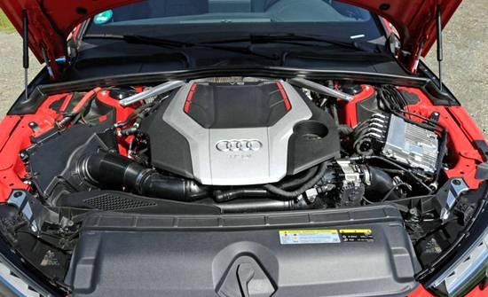 2018 Audi S4 Engine Specs