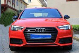2018 Audi S4 Release date in USA