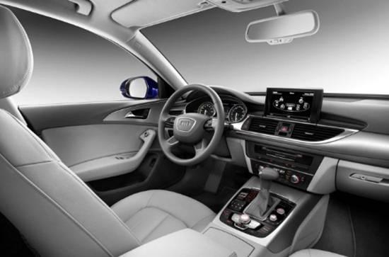 2018 Audi S6 Interior