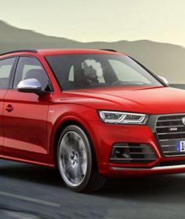 2018 Audi SQ5 Release date Canada