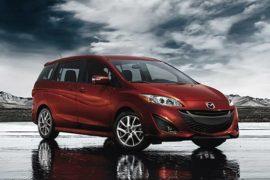 2018 Mazda 5 Minivan Redesigned