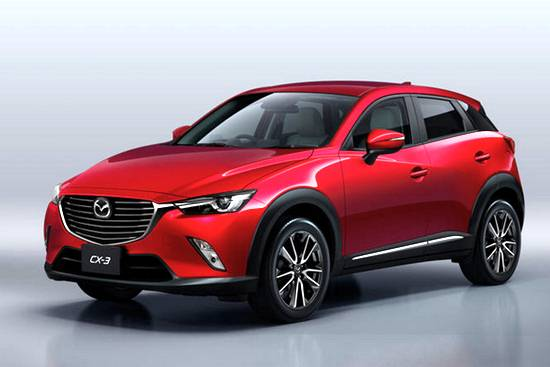 2018 Mazda CX-3 Changes: What's New?